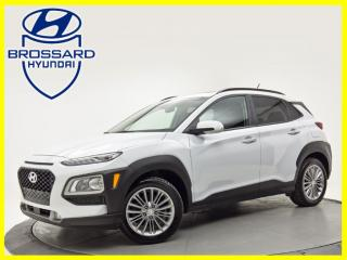 Used 2018 Hyundai KONA LUXURY TOIT OUVRANT CUIR CAM DE RECUL MAGS for sale in Brossard, QC