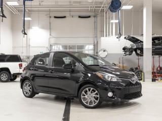Used 2015 Toyota Yaris 5dr HB Auto SE for sale in New Westminster, BC