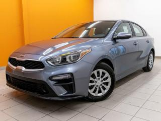 Used 2020 Kia Forte SIÈGES CHAUFFANST CAMÉRA RECUL *ANDROID / APPLE* for sale in St-Jérôme, QC