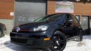 Used 2013 Volkswagen Golf COMFORTLINE for sale in St-Henri-de-Levis, QC