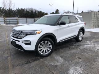 Used 2020 Ford Explorer HYBRID LIMITED AWD for sale in Cayuga, ON