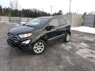 Used 2019 Ford EcoSport SE 2WD for sale in Cayuga, ON