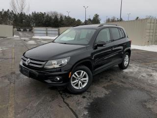 Used 2015 Volkswagen Tiguan COMFORTLINE 4Motion for sale in Cayuga, ON