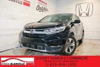 Used 2018 Honda CR-V Lx 2rm for sale in Blainville, QC