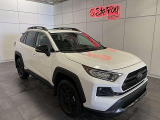 Used 2021 Toyota RAV4 TRAIL for sale in Québec, QC