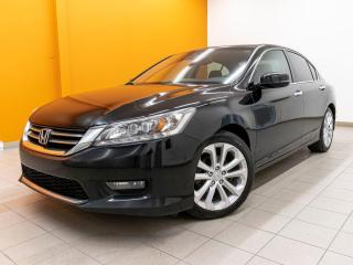 Used 2014 Honda Accord TOURING TOIT OUVRANT SIÈGES CHAUFFANTS NAV *CUIR* for sale in Mirabel, QC