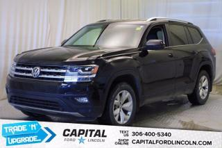 Used 2018 Volkswagen Atlas Comfortline **New Arrival** for sale in Regina, SK