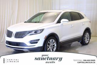 Used 2017 Lincoln MKC Select AWD **New Arrival** for sale in Regina, SK