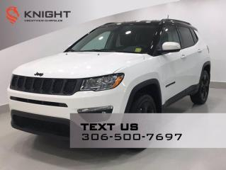 New 2021 Jeep Compass Altitude 4x4 | Leather | Navigation | for sale in Regina, SK