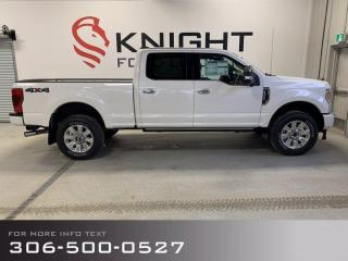 New 2021 Ford F-350 Super Duty SRW PLATINUM for sale in Moose Jaw, SK