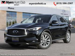 New 2021 Infiniti QX50 LUXE  - Sunroof -  Navigation for sale in Ottawa, ON
