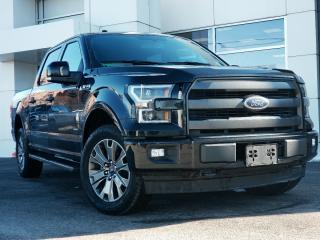 Used 2017 Ford F-150 Lariat for sale in Kingston, ON