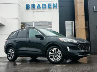 Used 2020 Ford Escape SEL for sale in Kingston, ON