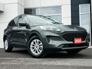 Used 2020 Ford Escape SE for sale in Kingston, ON