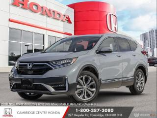 New 2020 Honda CR-V Touring GPS NAVIGATION | REMOTE STARTER | APPLE CARPLAY™ & ANDROID AUTO™ for sale in Cambridge, ON