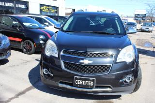 Used 2010 Chevrolet Equinox LTZ, 2 SETS OF TIRES for sale in Oakville, ON