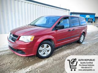 Used 2015 Dodge Grand Caravan CANADA VALUE PACKAGE for sale in Orillia, ON