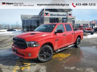 New 2021 RAM 1500 Classic - $337 B/W for sale in Ottawa, ON