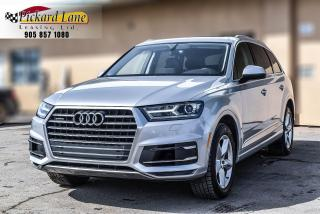 Used 2018 Audi Q7 2.0T Komfort ACCIDENT FREE! | 1 OWNER! for sale in Bolton, ON