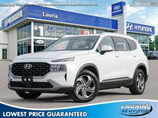 New 2021 Hyundai Santa Fe 2.5L FWD Essential for sale in Port Hope, ON