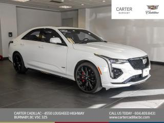 New 2020 Cadillac CTS V-Series HEATED SEATS - KEYLESS IGNITION for sale in Burnaby, BC