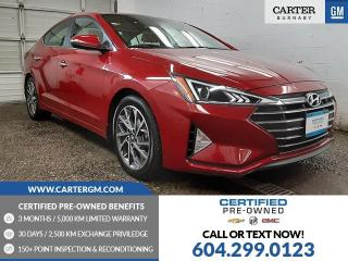 Used 2020 Hyundai Elantra Ultimate for sale in Burnaby, BC