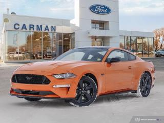 New 2021 Ford Mustang GT Premium for sale in Carman, MB
