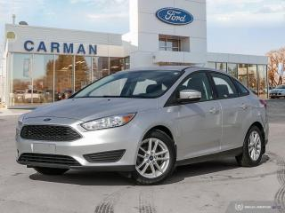 Used 2018 Ford Focus SE for sale in Carman, MB