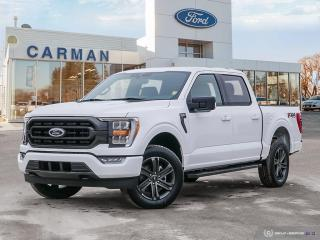 New 2021 Ford F-150 XLT for sale in Carman, MB