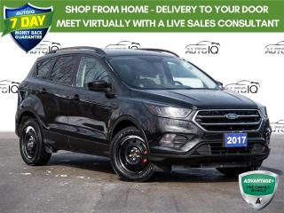 Used 2017 Ford Escape NAVIGATION SYSTEM | REVERSE CAMERA | CLEAN CARFAX for sale in St Catharines, ON