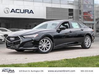 New 2021 Acura TLX for sale in Burlington, ON