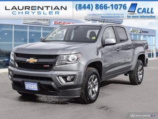 Used 2020 Chevrolet Colorado 4WD Z71!! HEATED SEATS!! BACKUP CAMERA!! for sale in Sudbury, ON