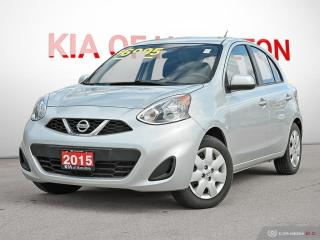 Used 2015 Nissan Micra SV for sale in Hamilton, ON
