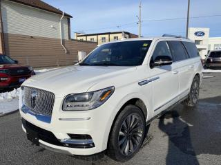 New 2021 Lincoln Navigator Reserve RESERVE 4WD for sale in Cornwall, ON