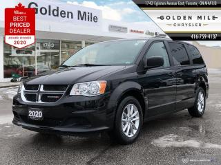 New 2020 Dodge Grand Caravan SE UConnect, DVD, Cloth seats for sale in North York, ON
