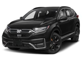New 2021 Honda CR-V Black Edition for sale in Whitchurch-Stouffville, ON