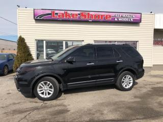 Used 2014 Ford Explorer XLT LOCAL TRADE for sale in Tilbury, ON