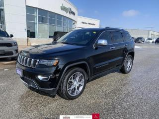 Used 2019 Jeep Grand Cherokee LIMITED 4X4 for sale in Chatham, ON