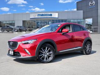 Used 2018 Mazda CX-3 GT - ONLY 34688 KMS!! for sale in Hamilton, ON
