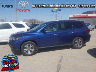 Used 2020 Nissan Pathfinder SL Premium  - Sunroof -  Navigation for sale in Steinbach, MB