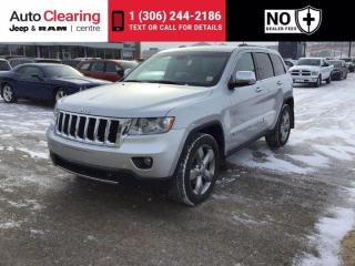 Used 2013 Jeep Grand Cherokee Limited for sale in Saskatoon, SK