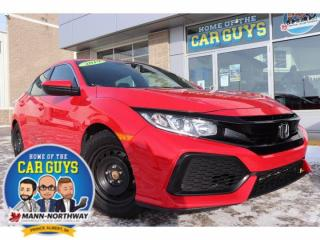 Used 2019 Honda Civic Hatchback LX | Rear View Camera, Heated Seats. for sale in Prince Albert, SK