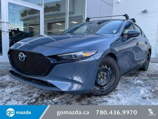 Used 2020 Mazda MAZDA3 Sport GT - AWD, LEATHER, SUNROOF, NAV, BACK UP, FULL LOAD for sale in Edmonton, AB