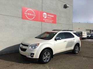 Used 2014 Chevrolet Equinox LT / AWD / 2LT / Touch Screen / Sun Roof / Heated Seats for sale in Edmonton, AB