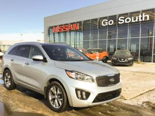 Used 2016 Hyundai Santa Fe XL 3.3L, PREMIUM XL, AWD, 7 PASSENGER, SUNROOF for sale in Edmonton, AB