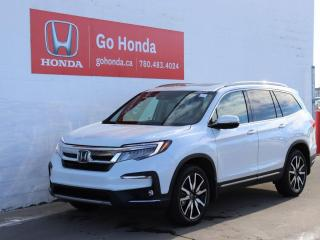 Used 2021 Honda Pilot 7 PASSENGER for sale in Edmonton, AB
