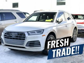 Used 2018 Audi Q5 Technik for sale in Red Deer, AB