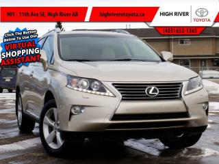 Used 2013 Lexus RX 350 4DR AWD for sale in High River, AB