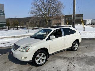 Used 2007 Lexus RX 350 AWD, Navigation, Camera, Leather, Warranty availab for sale in Toronto, ON