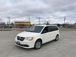 Used 2011 Dodge Grand Caravan Stow & Go, DVD,7 Passenger, 3/Y warranty available for sale in Toronto, ON